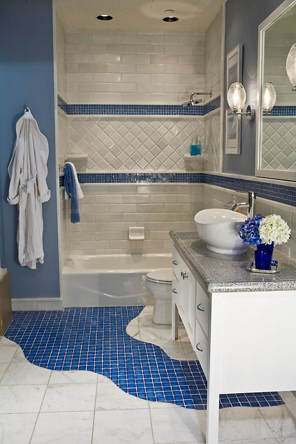 84 best images about tile ideas for emily 39 s house on for Best bathrooms ever