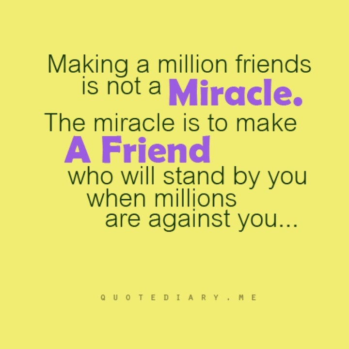 Knowing Your True Friends Quotes Daily Inspiration Quotes