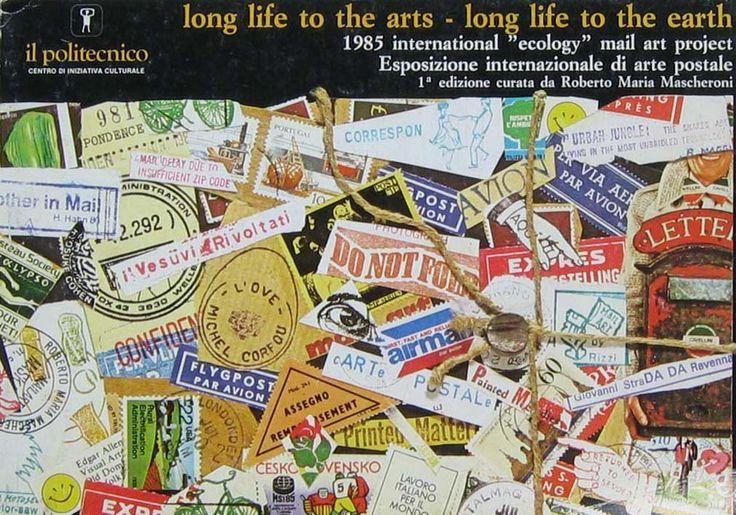 Catalogo Mostra 1985 Esposizione internazionale di arte postale, Varese