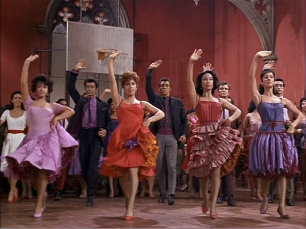 60's fashion ~ West Side Story