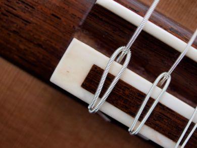 Detail, Stephen Hill, 1A Classical Guitar