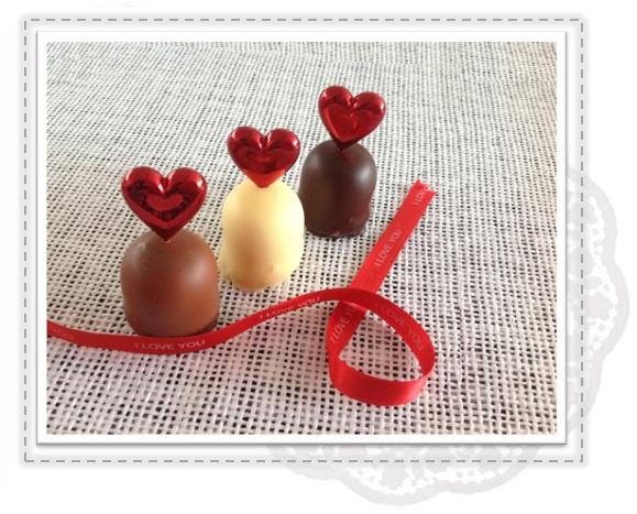 Zoete Zoenen voor valentijnsdag...