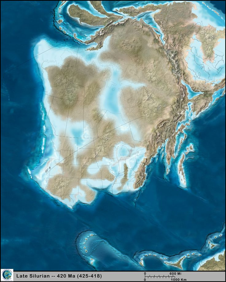 Global Regional paleogeographic maps Ronald Blakey CP Geosystems