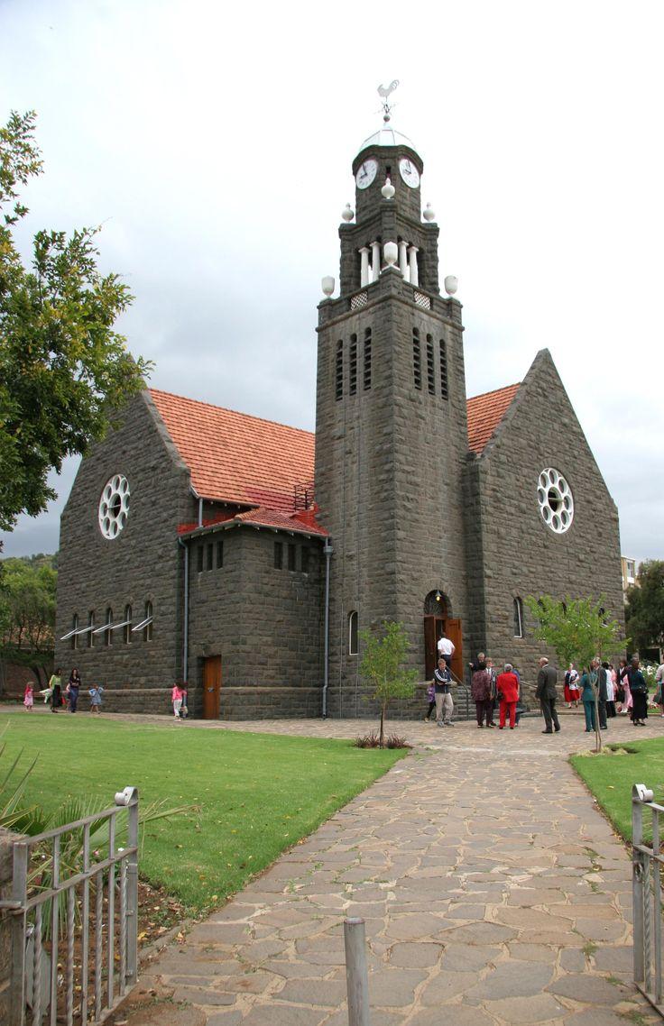 Gebou van die NG gemeente Bloemfontein-Noord, Vrystaat
