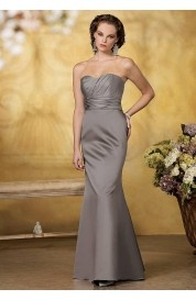 Discount Brown Sweetheart Bridal Party Dresses DTB8535