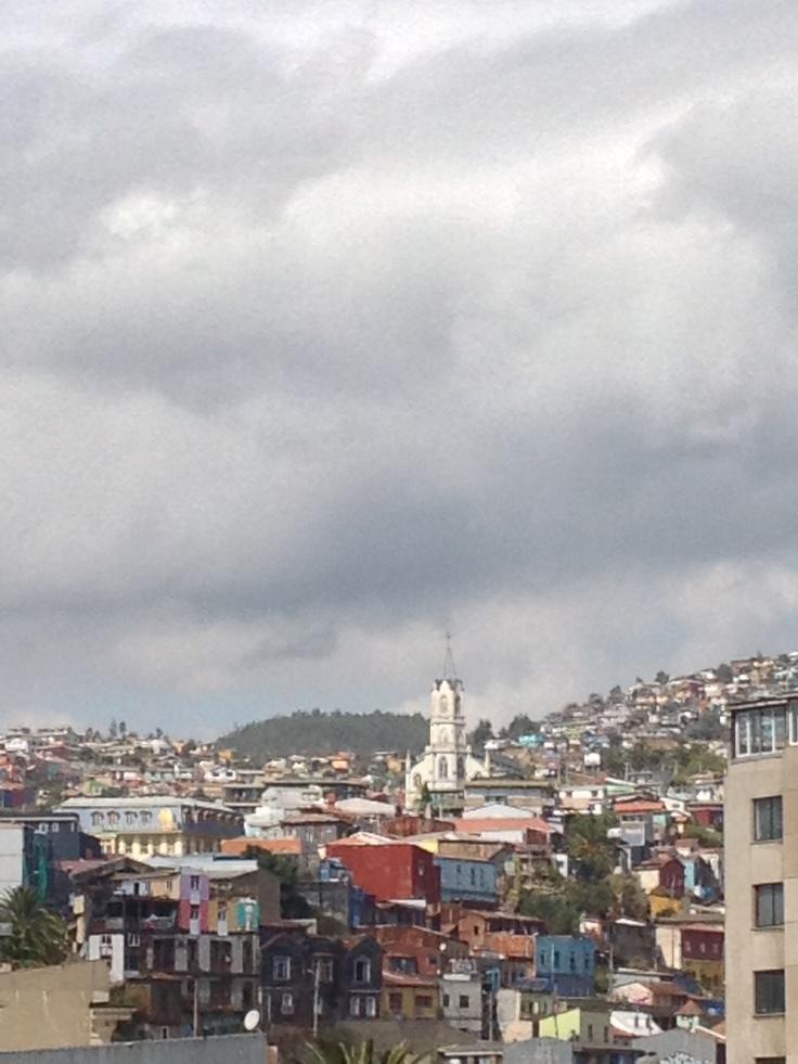 Cerro Alegre...