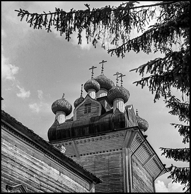 Река Онега, Бережная Дуброва, 1966