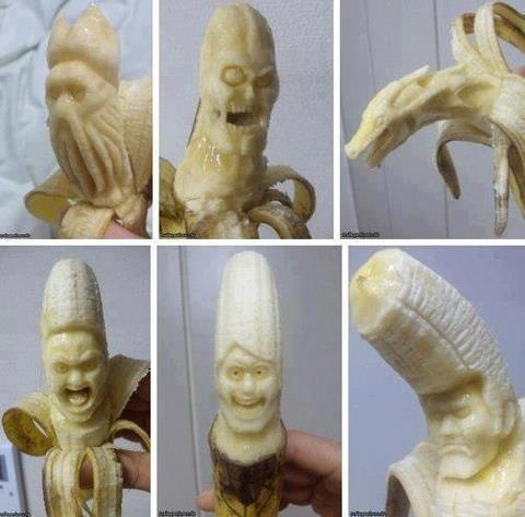 They all look BANANA to Me..... lol #smile