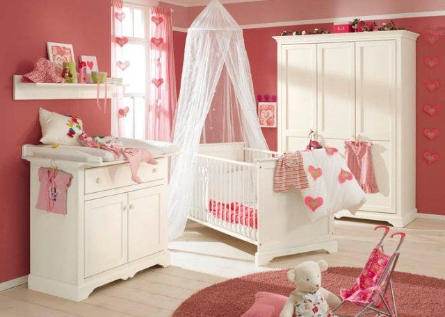153 best baby girl nursery ideas images on pinterest | babies