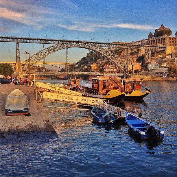 Rio Douro em Porto, Porto