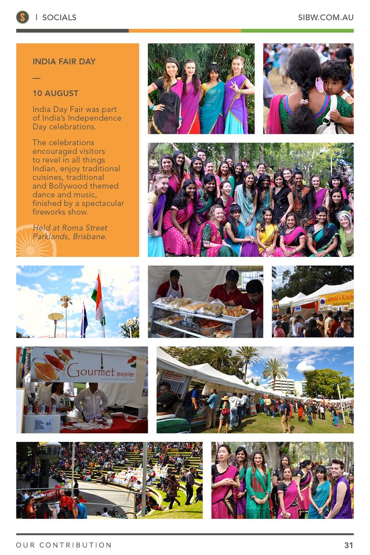 India Day Fair 2014. SIBW Issue#1.