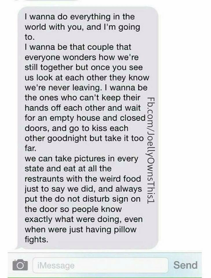 Long paragraphs to send to your girlfriend