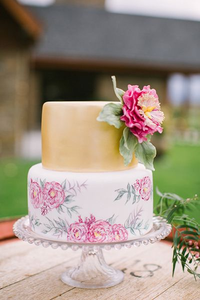 The 830 best wedding cakes images on pinterest 30 small wedding cakes with big impact junglespirit Images