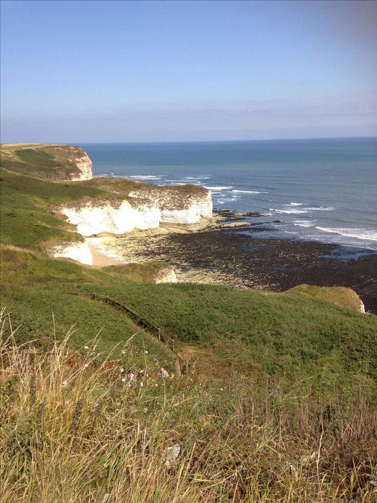 Flamborough Head cliffs