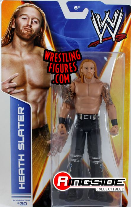 Must have NOW!!!!! Heath Slater - WWE Series 39 | Ringside Collectibles