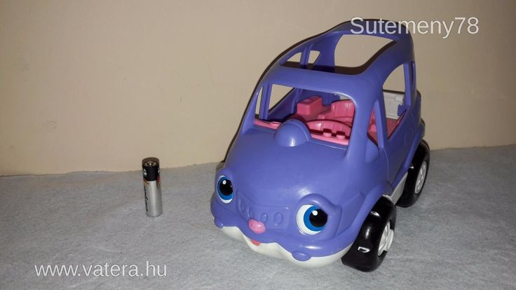 BS Játék - Fisher Price Little People zenélő kisautó - 2000 Ft - Nézd meg Te is Vaterán - Interaktív, tanuló játék - http://www.vatera.hu/item/view/?cod=2503354388