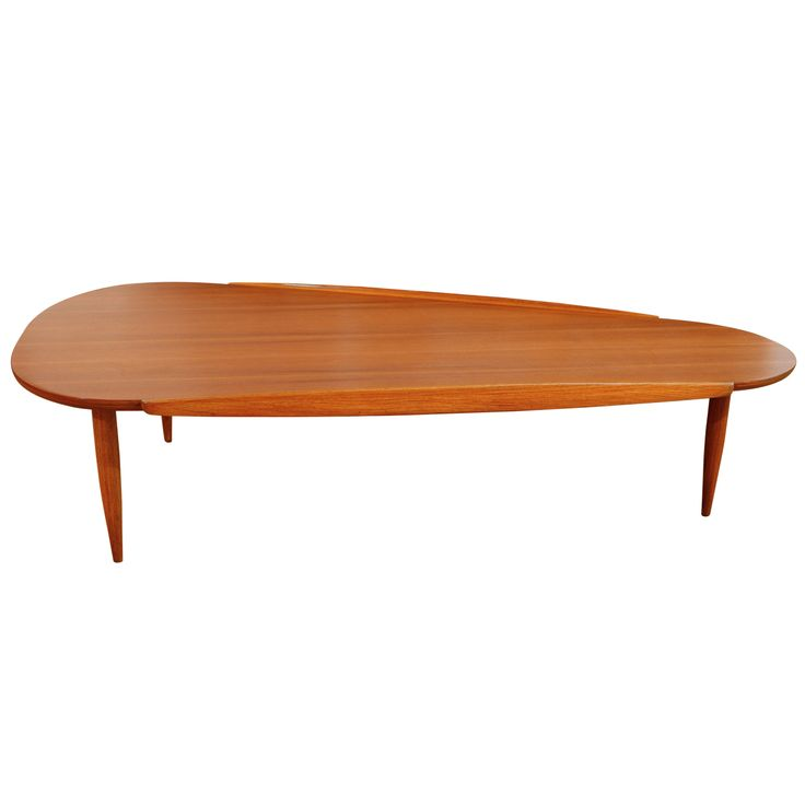 9 Best Kidney Coffee Table Images On Pinterest Kidney Beans Coffee Tables And Mid Century