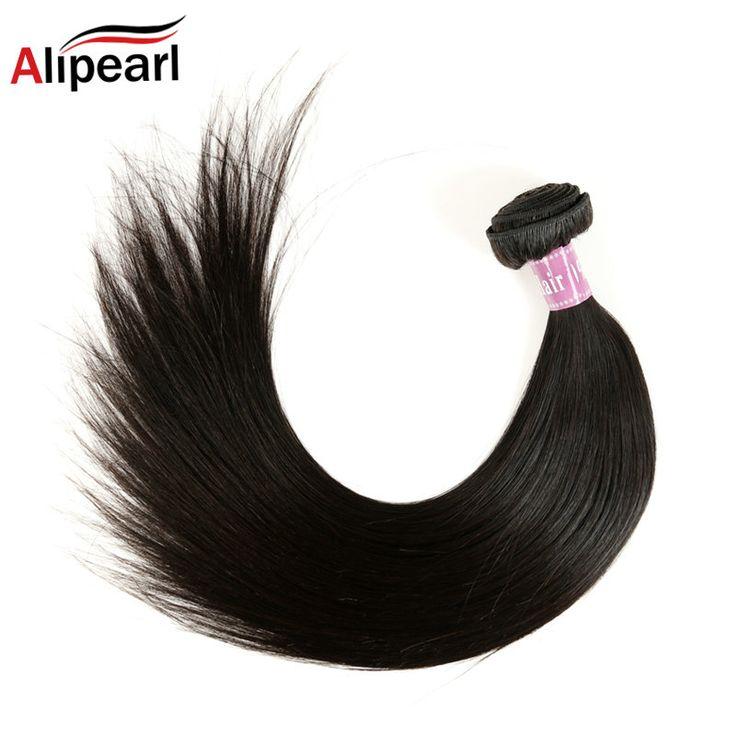 Hot Sale Peruvian Virgin Hair Straight 1 Pc Peruvian Straight Virgin Hair 8a Unprocessed Human Hair Peruvian Hair Weave Bundles