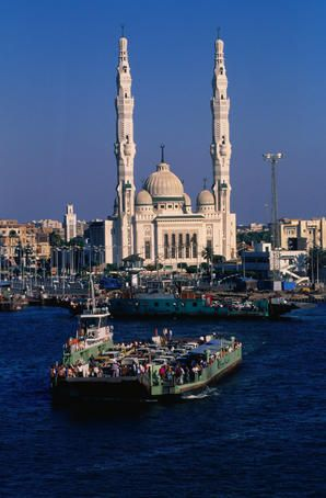 Port Said, Egypt  http://www.vacationrentalpeople.com/vacation-rentals.aspx/World/Africa/Egypt