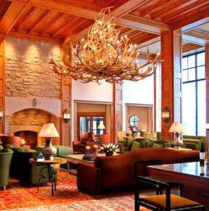 Park Hyatt Beaver Creek Resort & Spa, #30 on Travel + Leisure's list of World's Best Hotels (Resorts) 2012