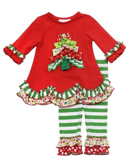 Best 25  Christmas outfits for girls ideas on Pinterest ...