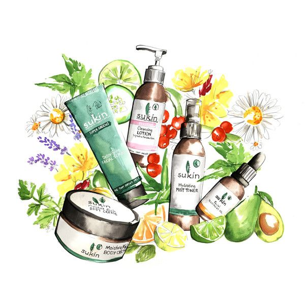 Sukin - Australian Natural Skincare  Great facial products   I use daily and night moisturisers  and  ill stick to using them. Tried other creams and they dont compare to Sukin..