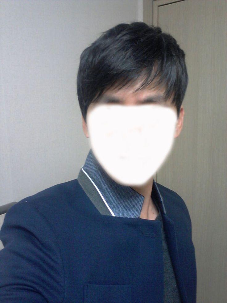 Men Wig 100% Human Hair Natural Mid Adult Men Hairpiece cap Toupees Korea Good #Hairpiece