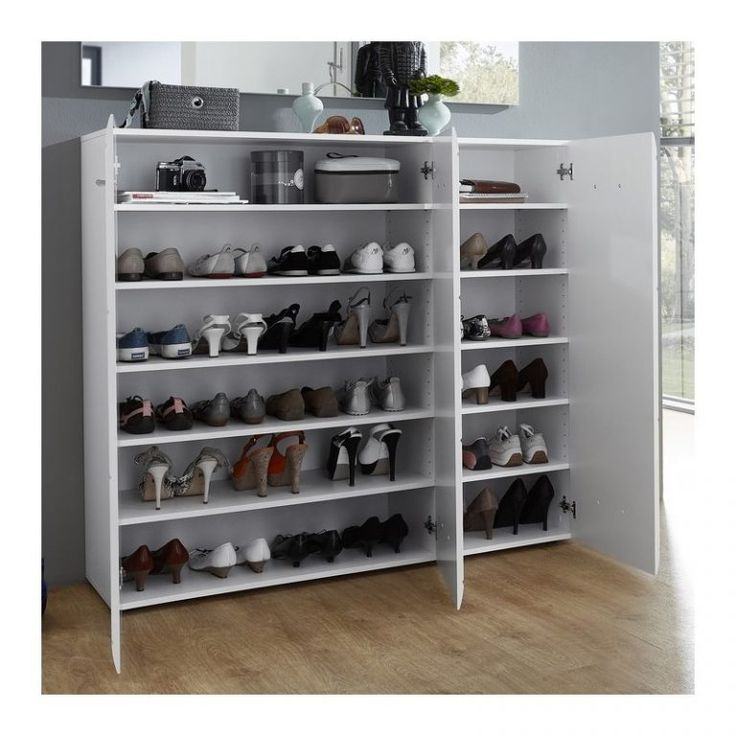 Grand Meuble A Chaussures In 2020 Shoe Cabinet Home Office
