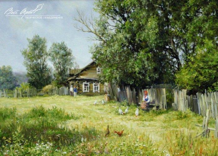 работы художника Сергей Малова – 09