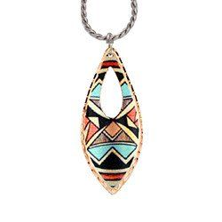 Native Design Necklace - Available April 2017