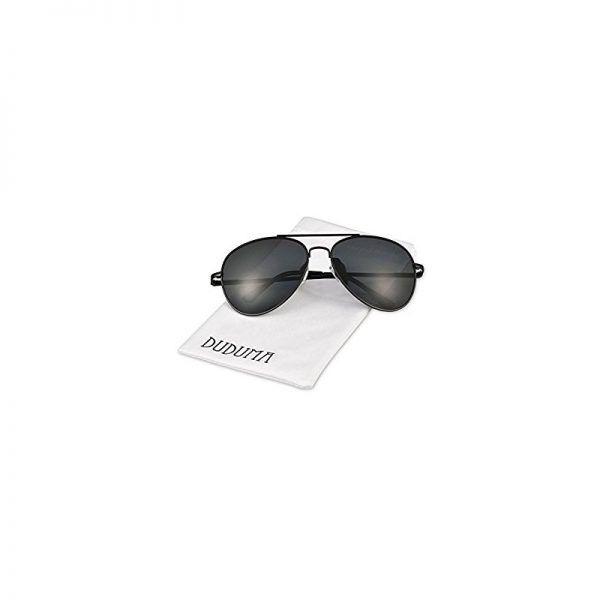 e1ab76a9a2 Duduma Aviator Sunglasses for Mens Womens Mirrored Sun Glasses Shades with  Uv400