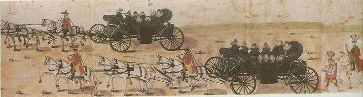 Rulon polski, ok. 1605r. fragment/ źródło: http://www.kismeta.com/diGrasse/Rolka/rolkacarrigeset5.jpg