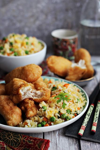Illatos, omlós csirke