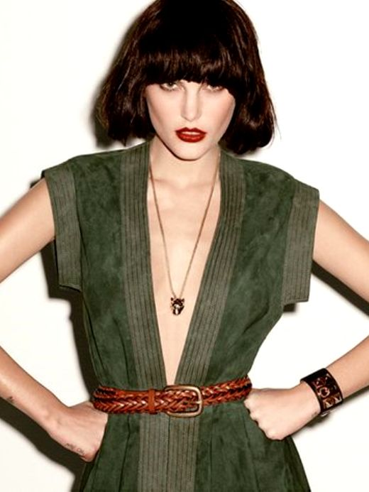 Catherine McNeil by Ezra Petronio for Flair No.15 | Fashion photography | Editorial