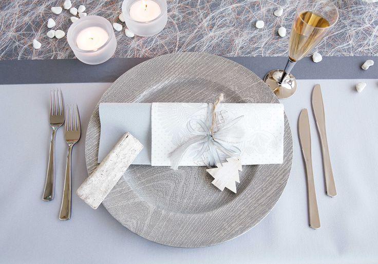 Royal Whites: servet vouwen – pliage serviette