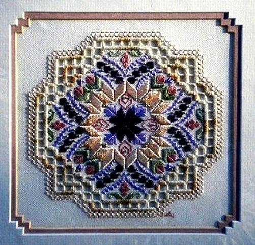 Все древние народы использовали геометрические орнаменты для украшения себя и окружающих предметов. Первые узоры были очень простыми: последовательность кругов, квадратов, треугольников, зигзагов, крестов. С развитием прикладных ремесел постепенно усложнялись и орнаменты. Издревле мастера и мастерицы создвали всевозможные узоры, вкладывая в них особый смысл, их можно было читать, как книгу, это…