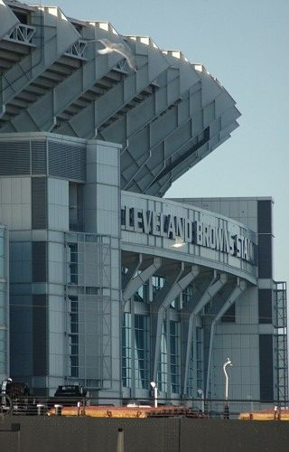 Cleveland Browns Stadium, soon to be known as First Energy Stadium