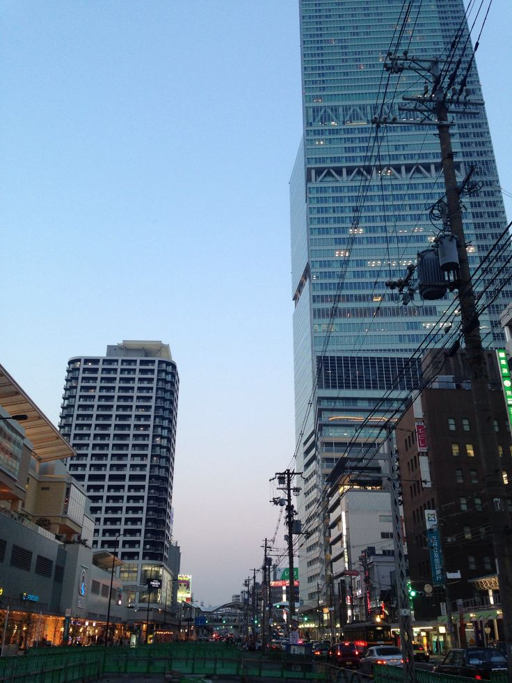Tennoji! Great new city in Osaka. What could we do here to show people Gods love?