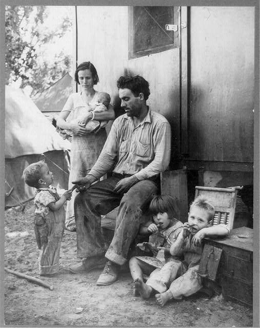 the horror of life during the great depression The great depression and its effects on the movie the great depression affected nearly every aspect of a considerable sum of money during the depression.