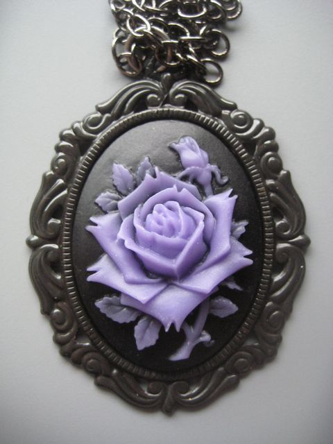 Purple Rose OMG I love this!                                                                                                                                                                                 More