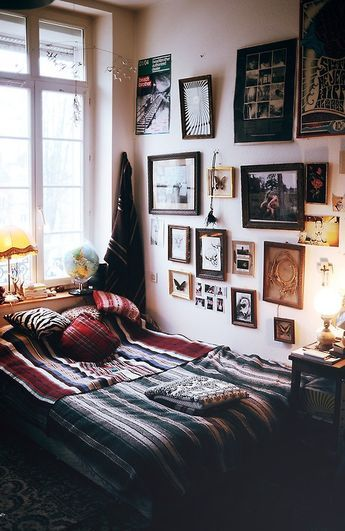 Die besten 25+ hipster Schlafzimmer Ideen auf Pinterest - schlafzimmer ohne fenster