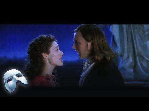 All I Ask of You - 2004 Film | The Phantom of the Opera - YouTube