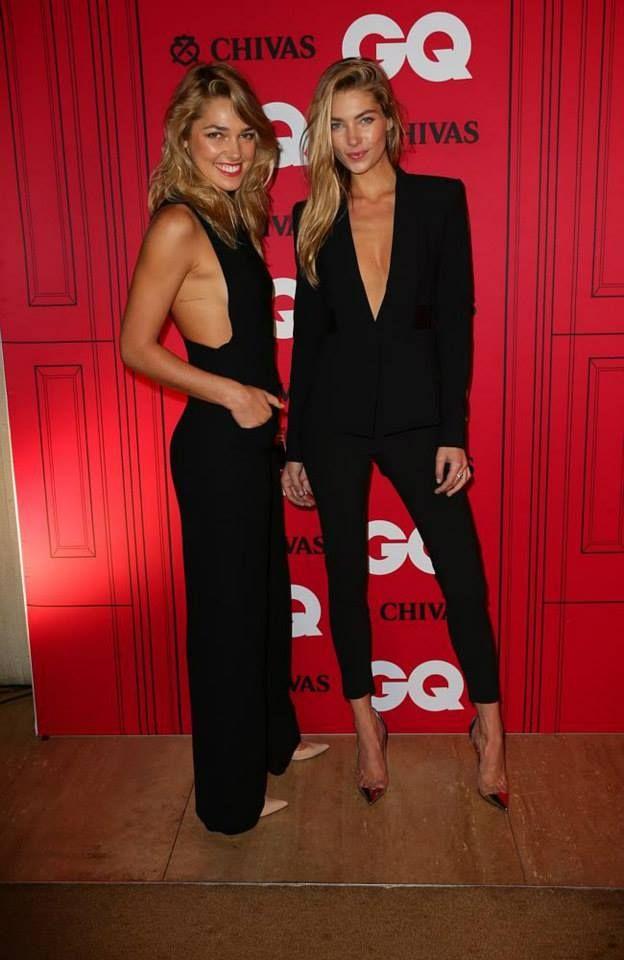 Ashley & Jessica Hart