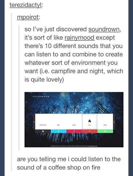 Tumblr Machen Sie Ihre eigene Klangatmosphäre