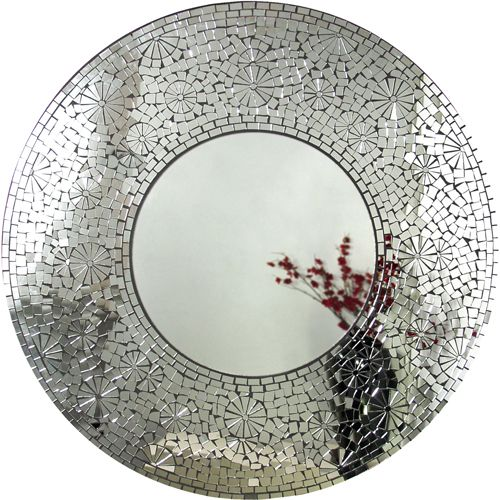 Mosaic Round Mirror                                                                                                                                                                                 More
