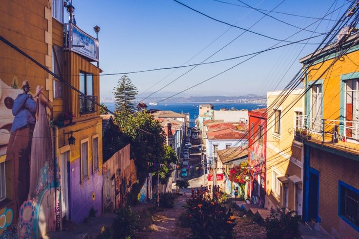 Valparaiso Part 2 / Chile Travel Photos