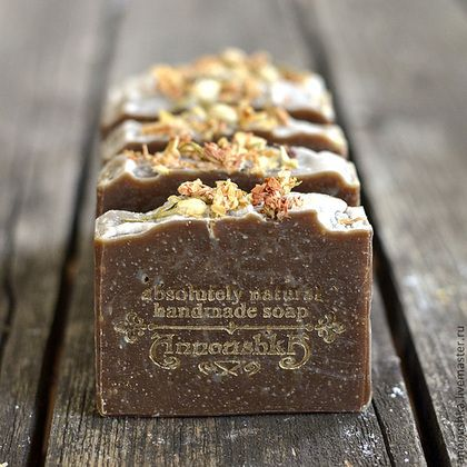"""Мыло ручной работы. Ярмарка Мастеров - ручная работа """"Жасмин и Зелёный Чай"""" - натуральное антиоксидантное мыло. Handmade."""