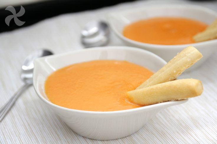 Gazpacho de zanahoria - https://www.thermorecetas.com/gazpacho-de-zanahoria/