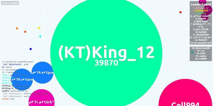 42600 score agario game!