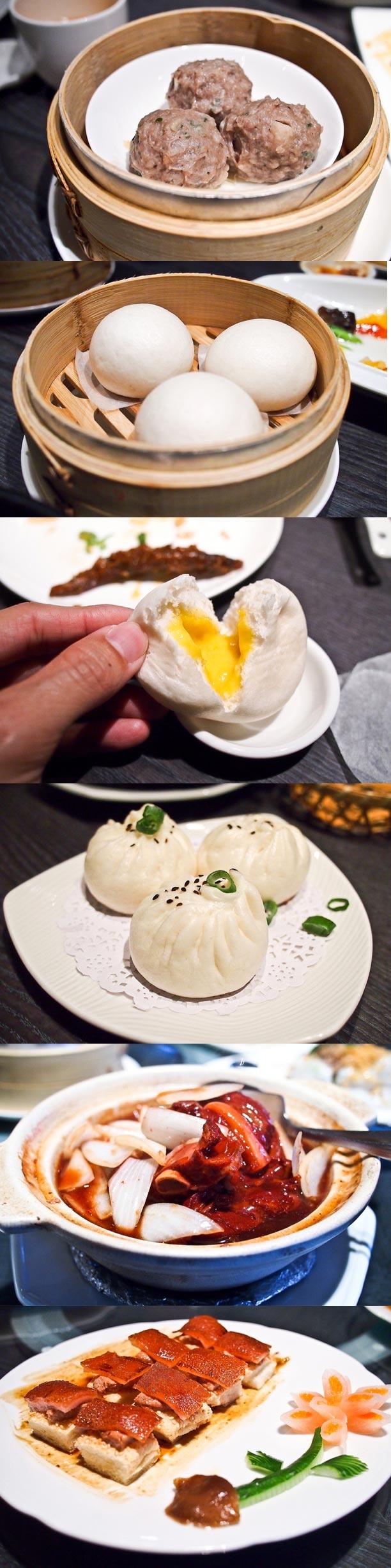 Hotel dùa 悅品中餐廳 , 鎮江醋排骨 /280元 . 鵝肝脆皮乳豬 /650元